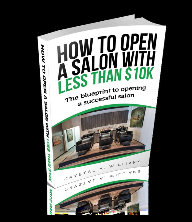 How to open a salon with less than $10k
