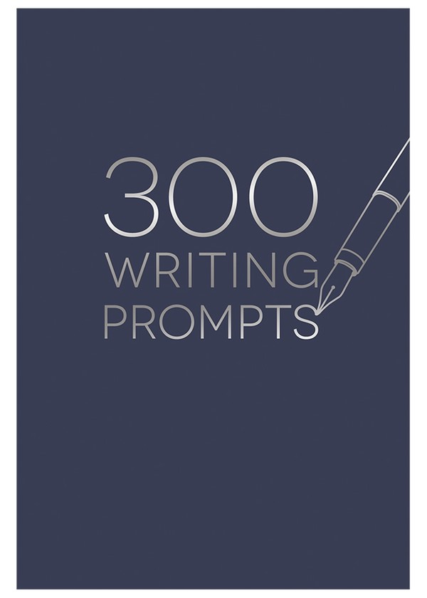 300 Writing Prompts - Digital PDF Edition (editable)