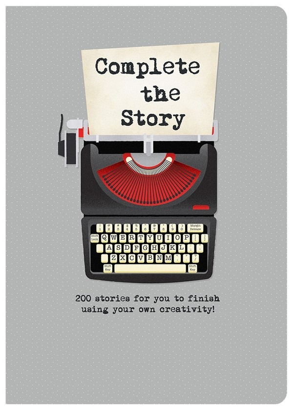 Complete the Story - Digital PDF Edition (editable)