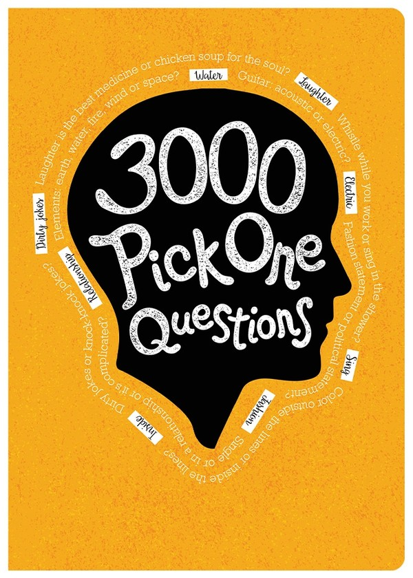 3000 Pick One Questions - Digital PDF Edition (editable)