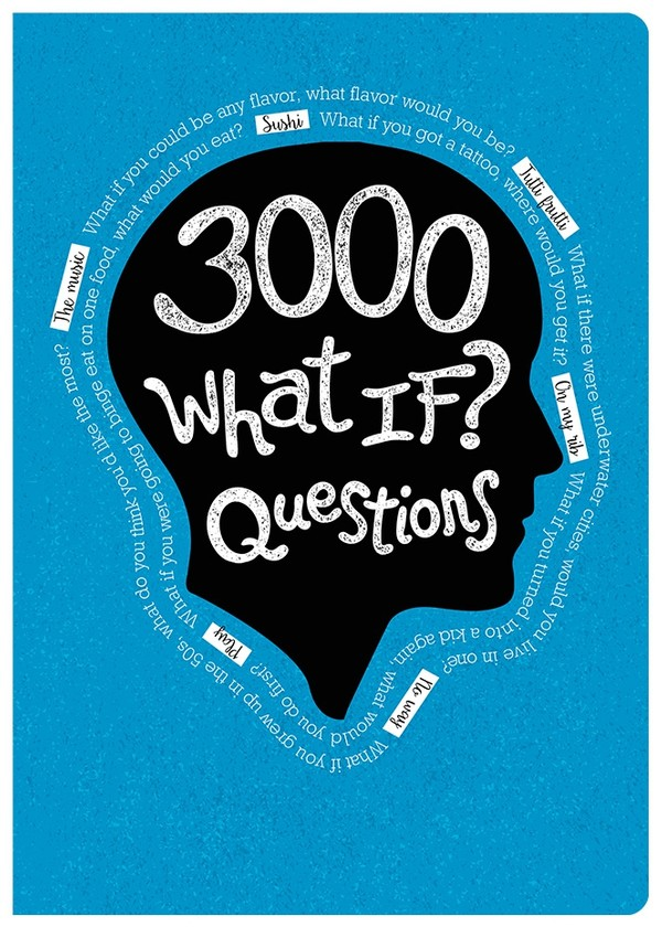 3000 What If? Questions - Digital PDF Edition (editable)