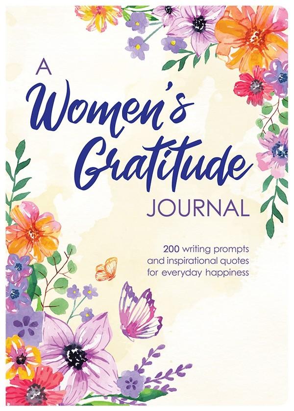 A Women's Gratitude - Digital PDF Edition (editable)