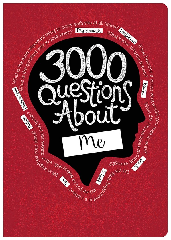 3000 Questions About Me - Digital PDF Edition (editable)