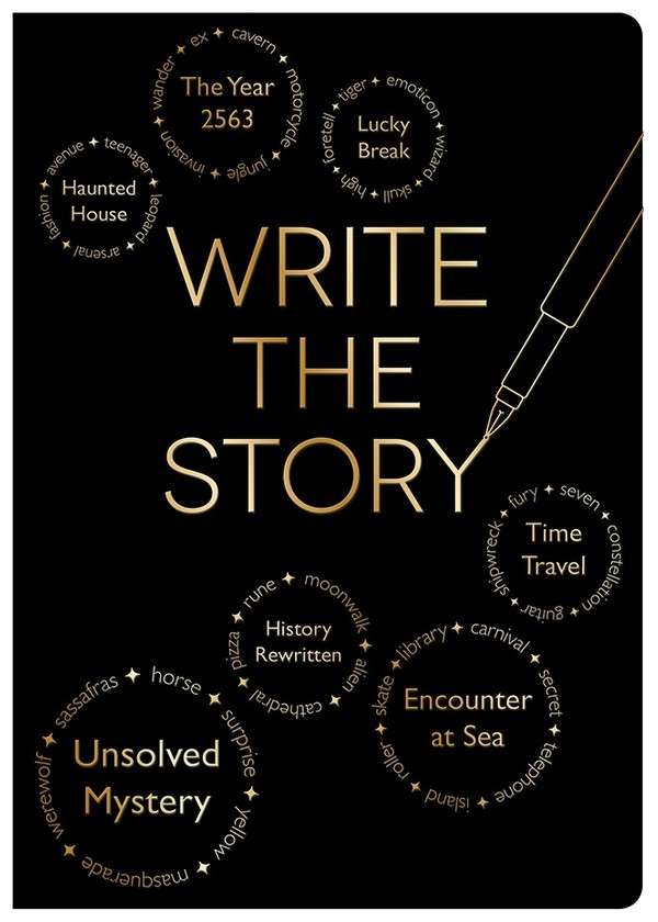 Write the Story - Digital PDF Edition (editable)