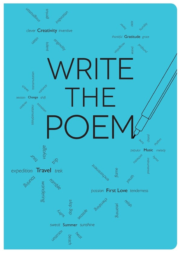 Write the Poem - Digital PDF Edition (editable)