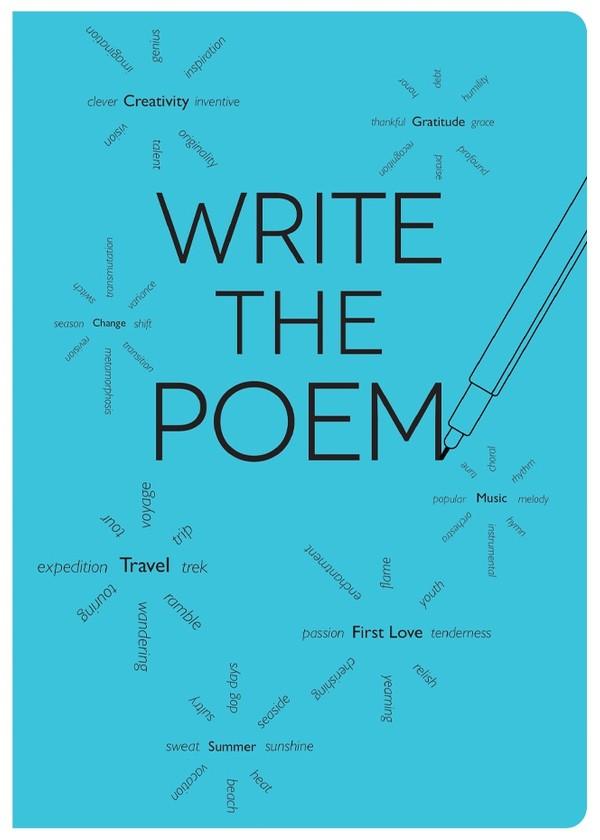 Write the Poem - Digital PDF Edition (editable)
