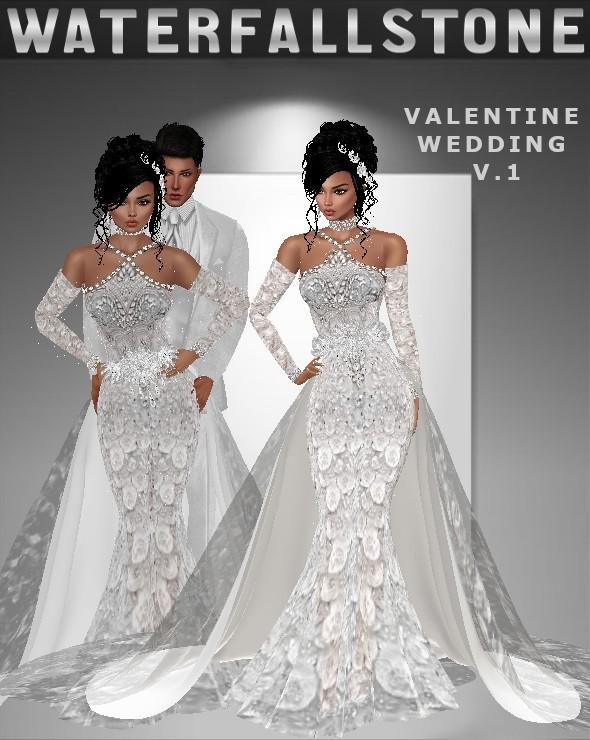 Valentine Wedding V.1