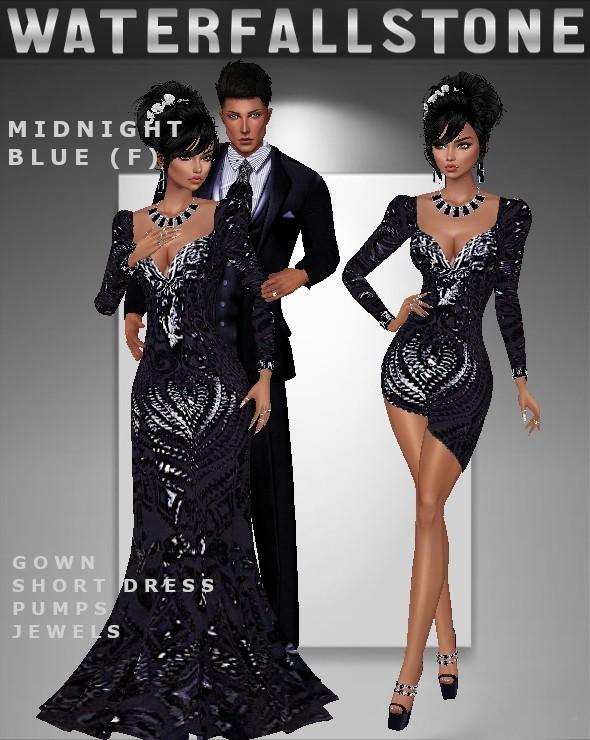 Midnight Blue (F)