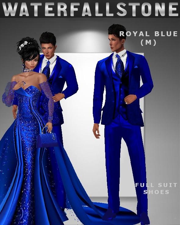 Royal Blue (M)