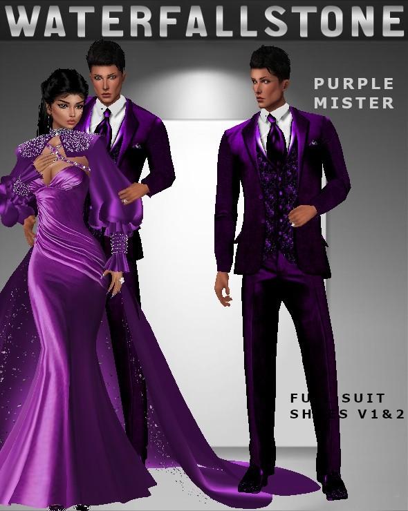 Purple Mister