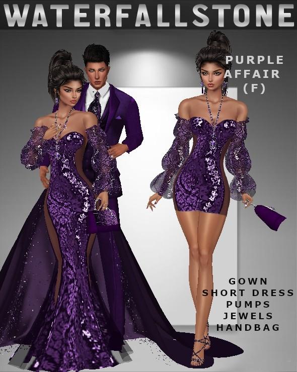 Purple Affair (F)