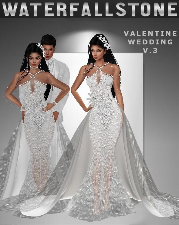 Valentine Wedding V.3