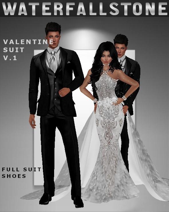Valentine Suit V.1