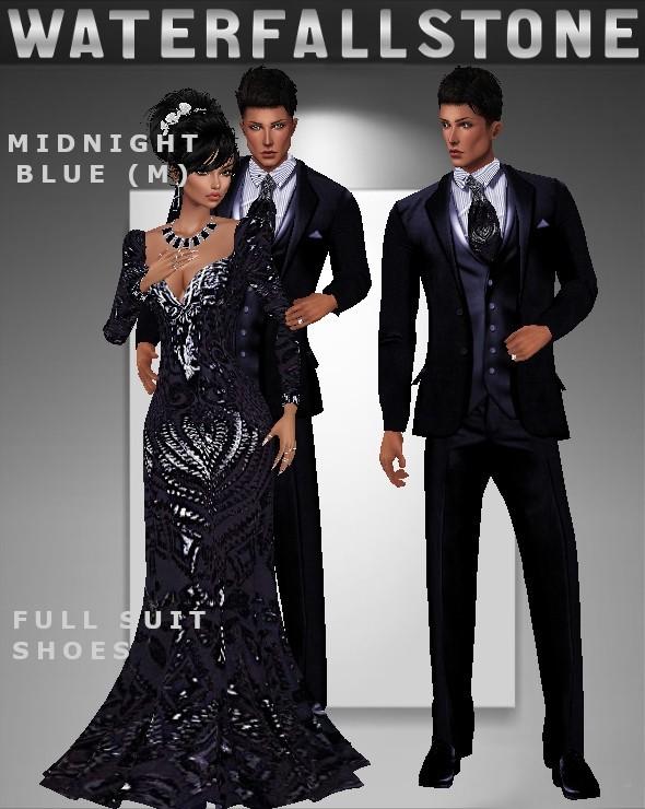 Midnight Blue (M)