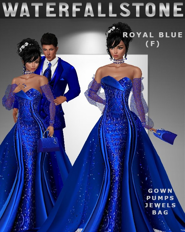 Royal Blue (F)