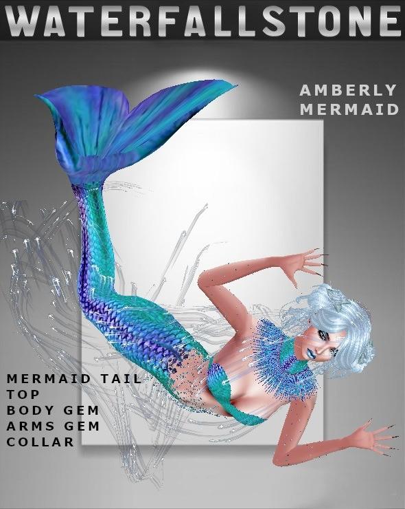 Amberly Mermaid