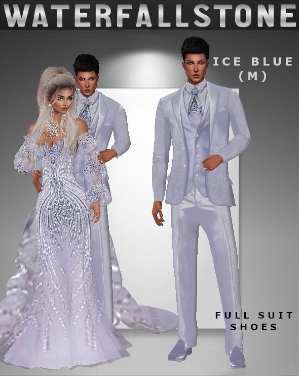 Ice Blue (M)