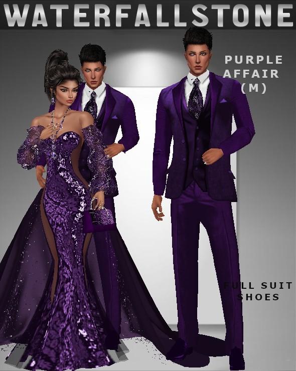 Purple Affair (M)