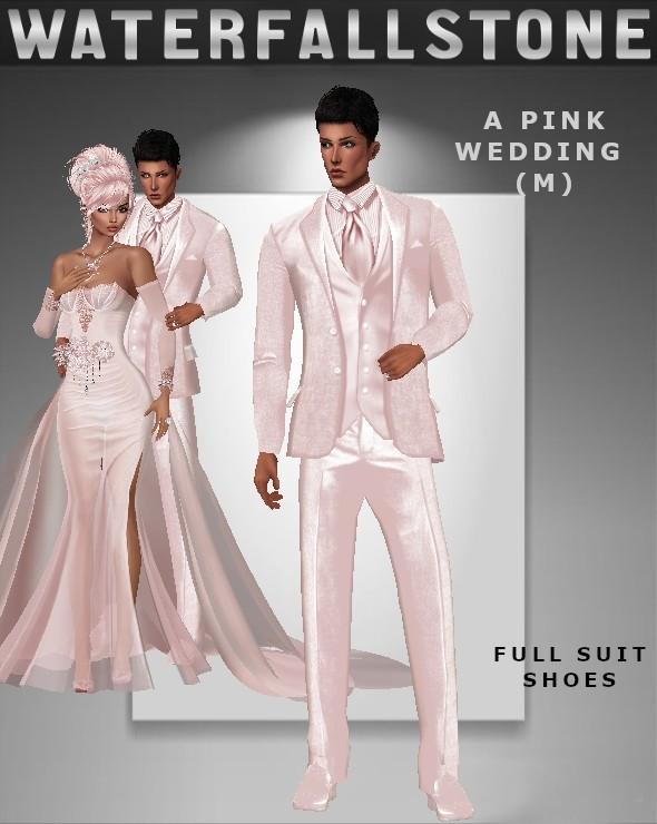 A Pink Wedding (M)