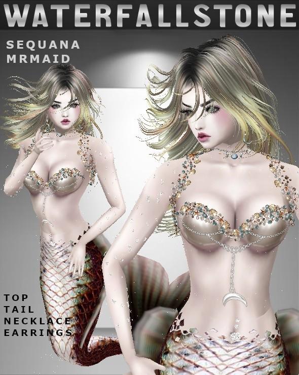 Sequana Mermaid