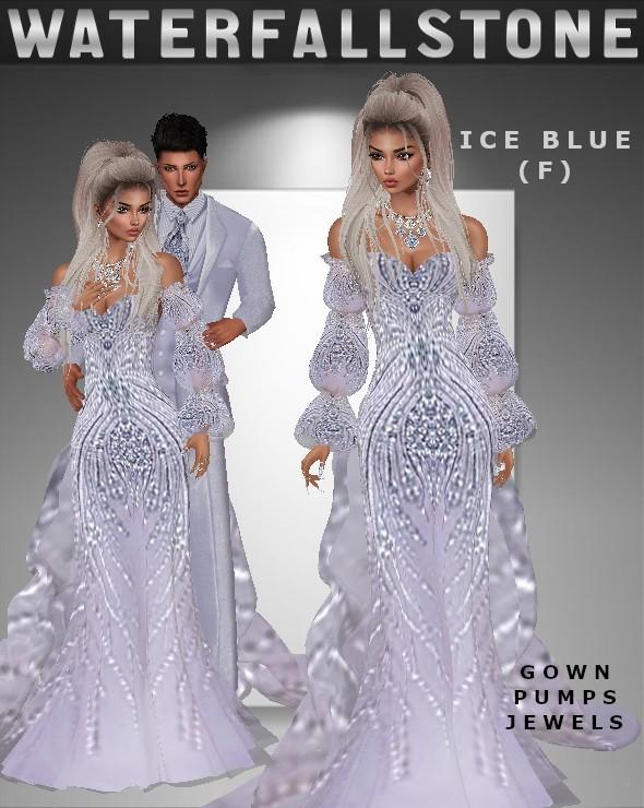 Ice Blue (F)