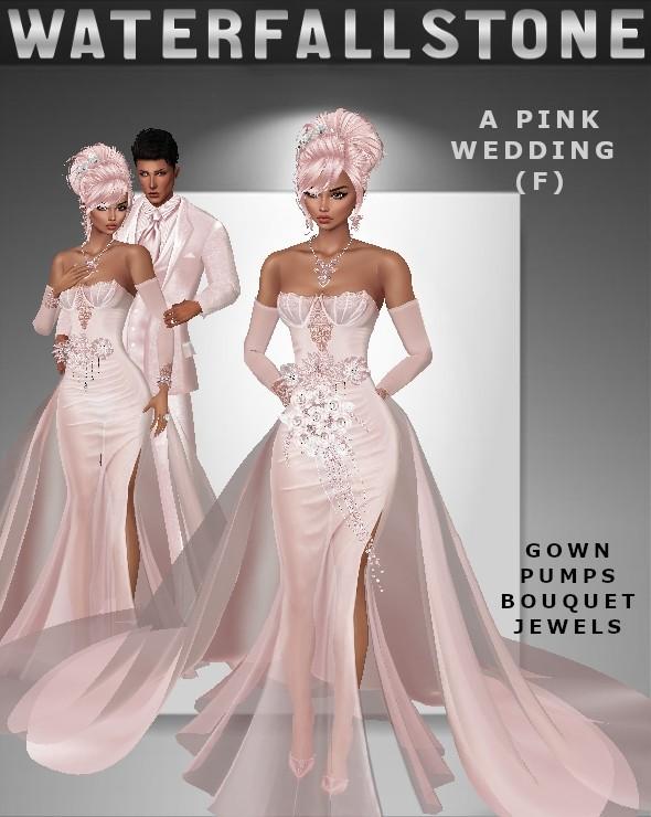 A Pink Wedding (F)