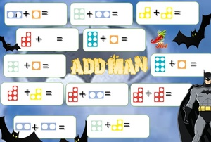 ADD MAN ADDITION SHEETS WITH NUMICON
