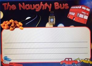 Naughty Bus Activities