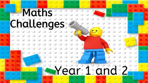 MATHS CHALLENGES YEAR 1 AND 2