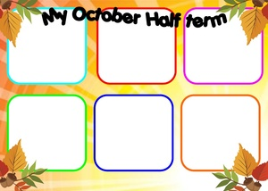 HALF TERM NEWS / PICTURES