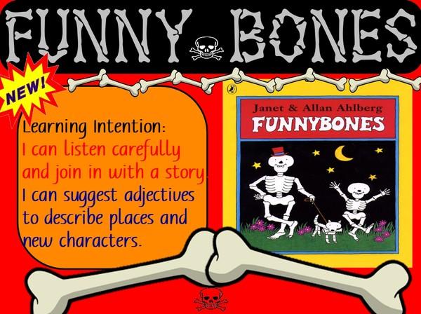 FUNNY BONES!