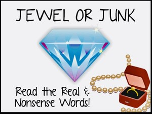 JEWEL OR JUNK