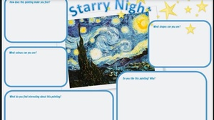 STARRY NIGHT QUESTIONS