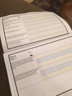 Year 1 and 2: Science and The Foundation Subjects Assess and Review Document