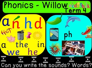 PHONICS SH AND IR / UR / ER