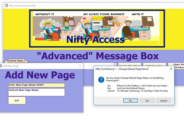 Advanced Message Box - Code Examples (2)