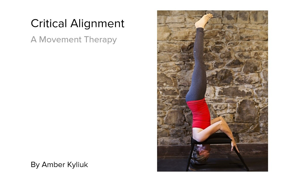 Critical Alignment: A Movement Therapy