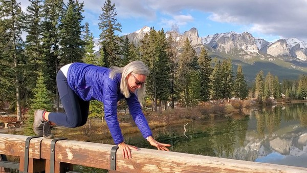 Natural Movement Class Apr. 7 to 28