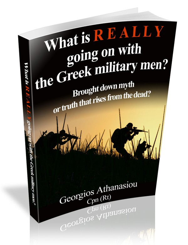What is REALLY going on with the Greek military men?