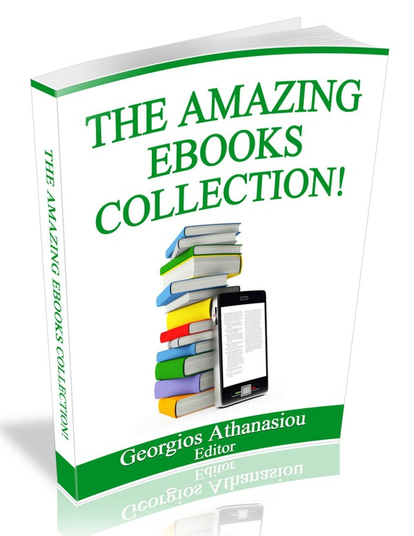 THE AMAZING EBOOKS COLLECTION!