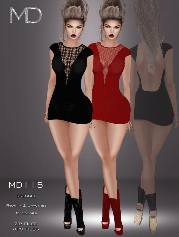 MD115 - Textures