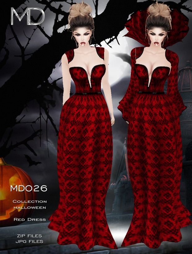 MD026 - Texture - Halloween
