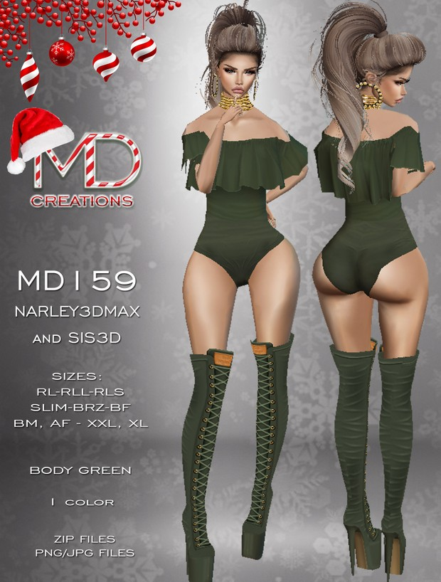 MD159 - SIS3D / Narley3DMAX