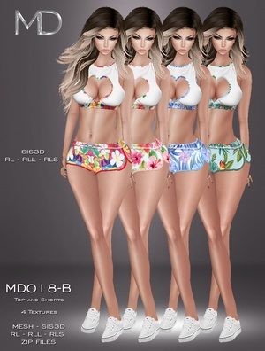 MD018-B - Sis3D - Textures