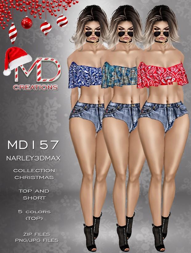 MD157 - Narley3DMAX