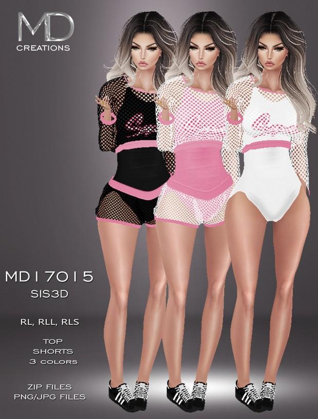 MD17015 - Sis3D
