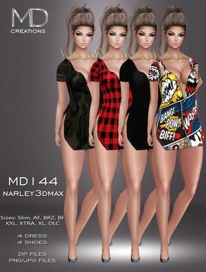 MD144 - Narley3DMAX