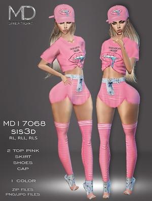MD17068 - Sis3D