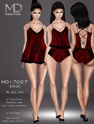 MD17027 - Sis3D