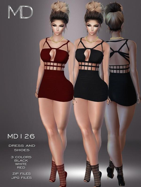 MD126 - Narley3DMAX